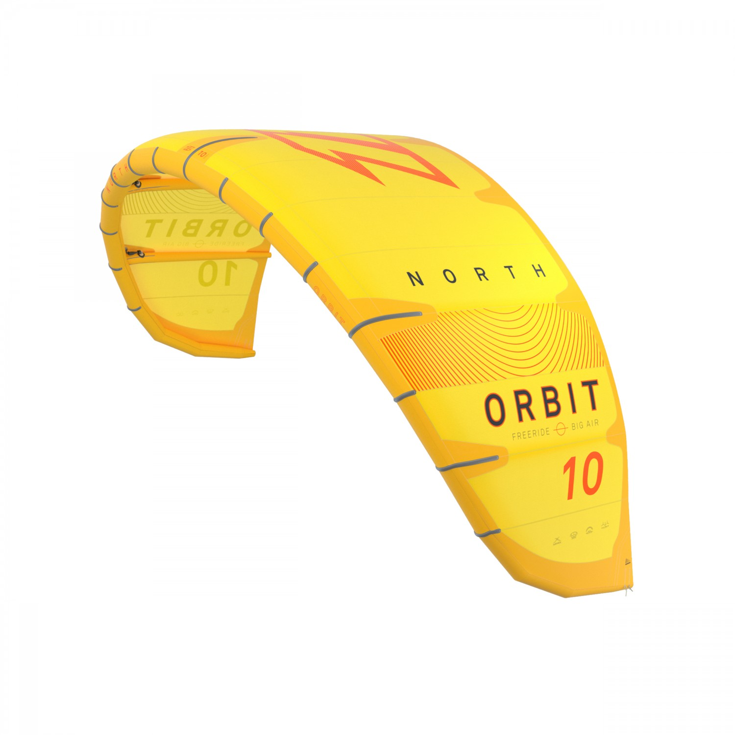 north, orbit, 2020, kite, kitesurf